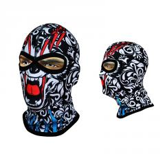Балаклава с черепом Radical Subskull узоры (original), маска, подшлемник