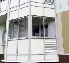 Наружные вентиляционные решетки ALT VR26