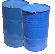 Barrel of 200 liters with a removable cover cash