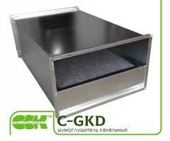 Шумоглушитель канальный C-GKD-50-25