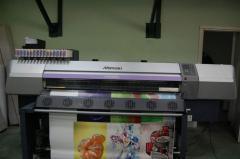 Принтер Mimaki JV5