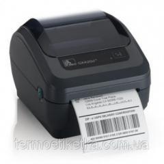 Zebra DT Printer GK420d; 203 USB, Ethernet
