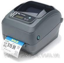 Термо принтер Zebra GX420d,USB, Serial, Ethernet