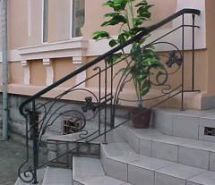 Изделия из металла, козырьки на балконы, балконы,
