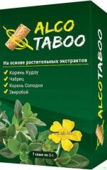 Комплекс AlcoTaboo (АлкоТабу) от алкоголизма