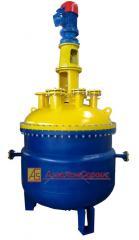 Реактор нержавеющий 2,0м3