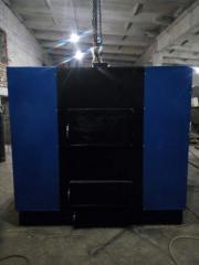 Твердотопливный котел Контур ПРО 600 кВт