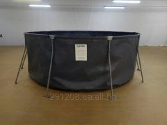 The pool for cultivation of fish - 3 cbm
