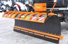 Dump automobile Pronar PU-S32H for snow cleaning