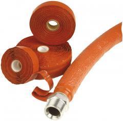 Термозащитные огнеупорные рукава для РВД и кабелей
