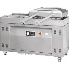 Вакуумная упаковочная машина двухкамерная DZQ500-2SBH(X5)