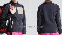 Microfleece jacket women's