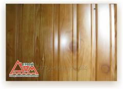 Профнастил стеновой ПС-10 Строй-Дом (0,40 мм., Индия, Дерево)