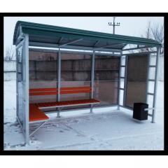Автобусна зупинка АЗ №6