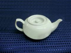 China of white color for bars, restaurants, cafe,