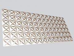 3D панель резная для интерьера 2