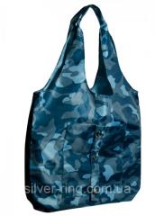 Складная хозяйственная сумка С - 007