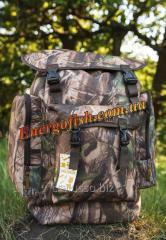 Рюкзак камуфляжный 55л, 50х57х23см № 200