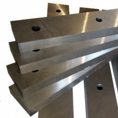 Guillotine knives under the order