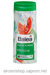 The Balea shower gels for men, women and children