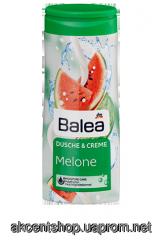The Balea shower gels for men, women and children