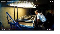 Видео инструкция по самостоятельному изготовлению Вакумо-формовочного станка