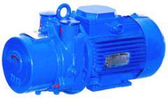 Pumps water ring vacuum BBH
