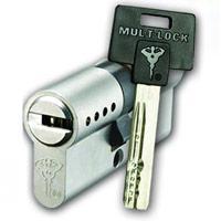 Цилиндр для замков под ключ  с перфорацией