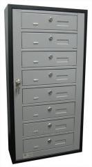Ящик почтовый коллективный ЯП-04