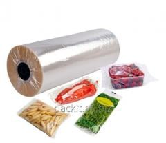 Food wrap, BOPP, CPP (cellophane). For packages