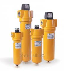 Filters of AF compressed air Germany