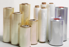 Упаковочная полимерная пленка, Пленка термоусадочная ПВХ 11мкм, 12,5 мкм, 15мкм, 19мкм, 25мкм