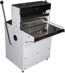 Хлеборезка для пищевой промышленности, установка и наладка