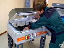 Расходные материалы для упаковочного оборудования, ремкомплекты, оборудование упаковочное и пищевое