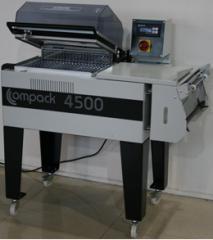 Упаковочный аппарат (машина) для продуктов в...