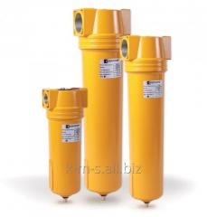 Cyclonic separators of AS compressed air