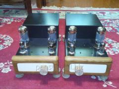 Hi-Fi lamp PANSTEP amplifier