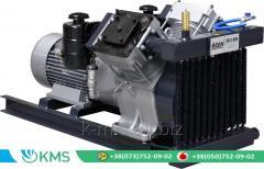 SB compressor of 2x220-30 HP