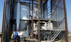 URS Line Plant of production of powdered milk, egg