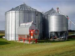 Зерносушилка Farm Fans CF/AB 500 Б/у
