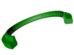 Грязесъемник А09-А. Гидросистема простого действия