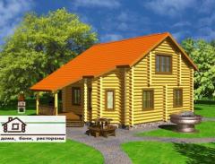 Karkasy drewniane dla budynków