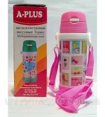 Children's thermos Fl-1776 A-plus with a