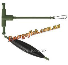 Branch T-shaped Horvat (0048) with a float small