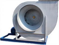 Вентилятор радиальный центробежный низкого давления ВЦ 4-76 №8