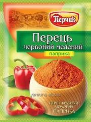 Паприка перец красный сладкий молотый