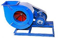 Вентилятор радиальный пылевой ВЦП 6-46