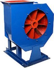 Вентилятор радиальный пылевой ВПР №4 ВЦП 5-45