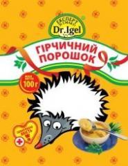 Mustard powder of 100 g