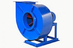 Вентилятор радиальный пылевой ВЦП 6-46 №6,3 Исполнение 1